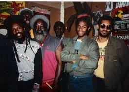Dancehall reggae group Steel Pulse
