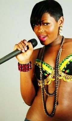 Dancehall upcoming artiste Lala