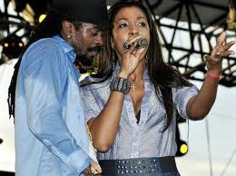 Beenie-man and D'angel