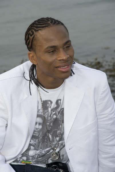 Reggae Singer Dexta Daps