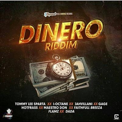 Reggae producer ZJ Dymond released Dinero Riddim through 21st Hapilos