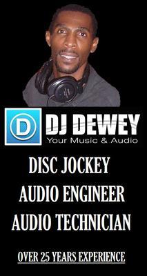 DJ DEWEY MUSIC