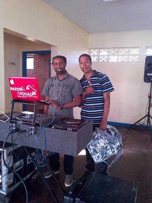 DJ Dolla & DJ Razor
