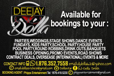 Bookings Info