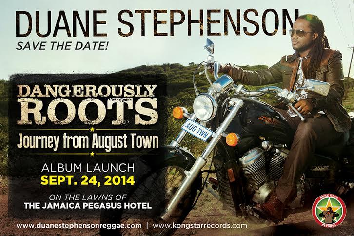 Duane Stephenson - Dangerously Roots