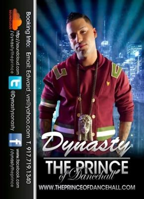 Dynasty the Prince of Dancehall Official Interview