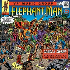 Elephant Man Dance and Sweep