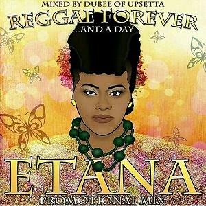 Reggae artist Etana's Sound Resonates and Rocks the World