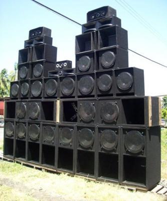 Fancy Face sound system