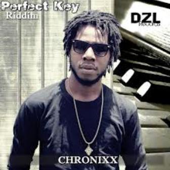 Reggae artiste Chronixx