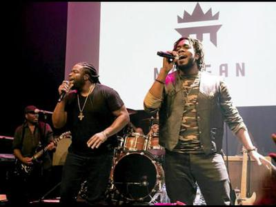 Gramps Morgan and Son Jemere