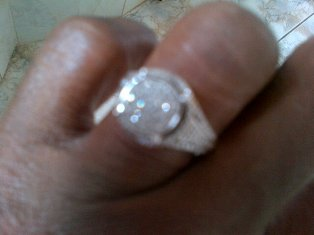 Lady Saw Ring