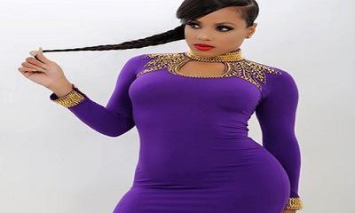Dancehall Reggae artist Ishawna