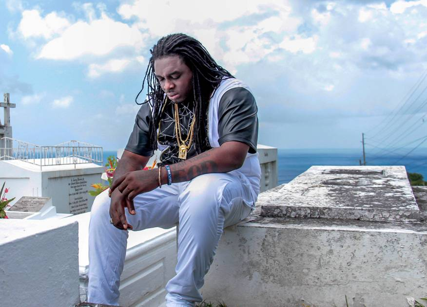 Dancehall Reggae artiste Jah Vinci Haffi Make it