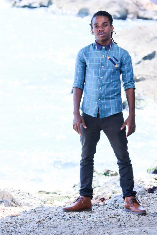 Jahmiel Dancehall artiste