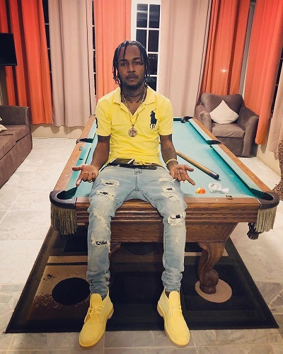 Dancehall artist Jahvillani Left The 6ix Because of