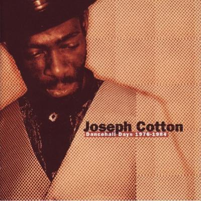 Joseph Cotton dancehall reggae artiste