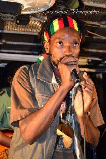 Reggae artiste Kabaka Pyramid