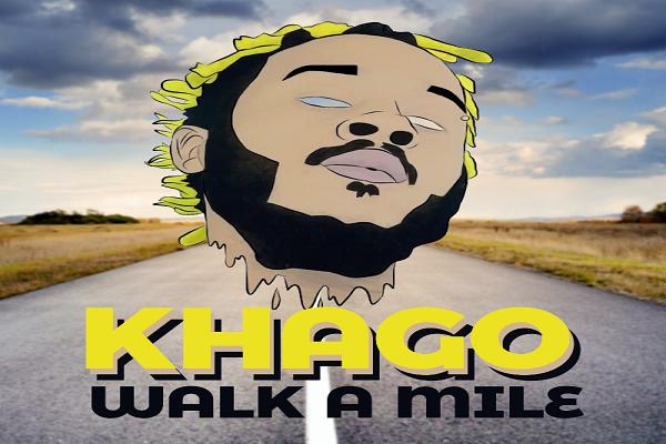 Khago Walk A Mile Album cover