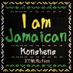 Konshens I Am Jamaican