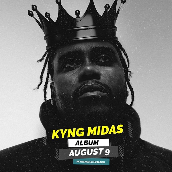 Notnice's Kyng Midas Album Coming August 9th 2019