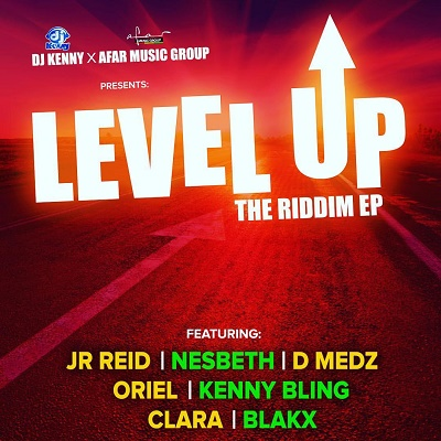 Level UP The Riddim EP