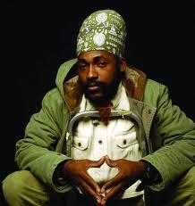 Reggae artist Lutan Fyah