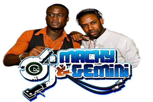 DJ Macky and Gemini