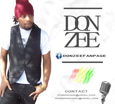 Don Zee Promo Photo