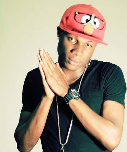 Dancehall artiste Masicka