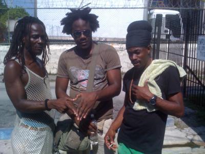 Reggae artist Meleik