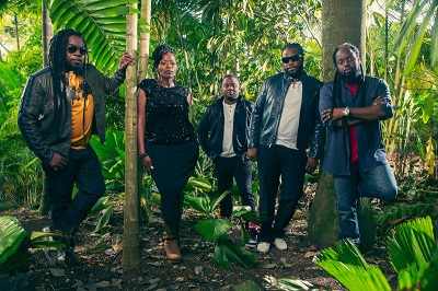 Reggae group Morgan Heritage