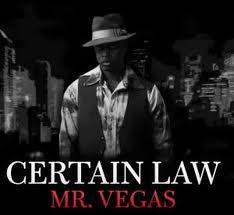 Mr Vegas Double album for February 24 2012