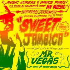 Mr Vegas Sweet Jamaica