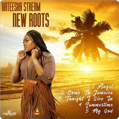 Nateesha Stream drops EP - New Roots