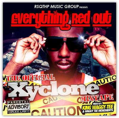 Xyclone Everthing Red Out