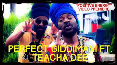 Perfect Giddimani & Teacha Dee World Premiere for