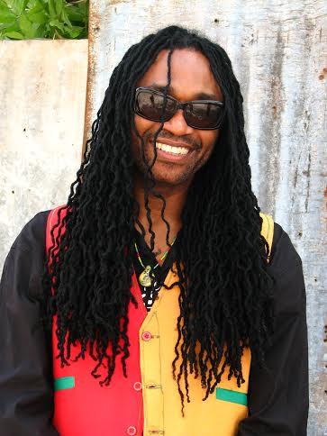 Reggae artiste Peter Lloyd