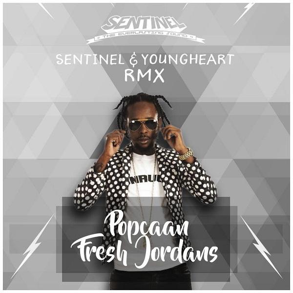 Popcaan - Fresh Jordans Remix