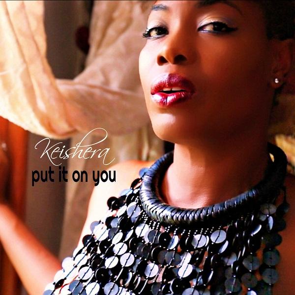 Reggae Soul singer Keishera Releases