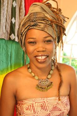 Queen Ifrica  - Roots Reggae Singer