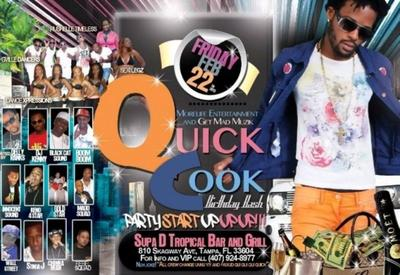 Quick Cook BDP Flyer