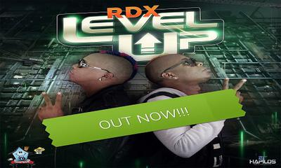 RDX Releases Internationally Inspired Level Up Album