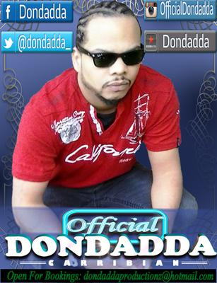 DONDADDA BOOKINGS FLYER