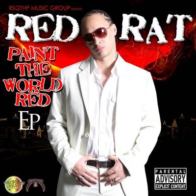 Red Rat Paint The World Red
