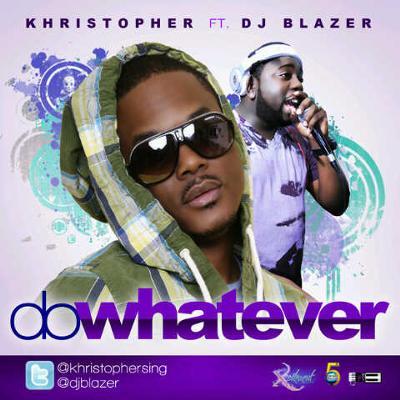 Reggae and R&B Singer Khristopher