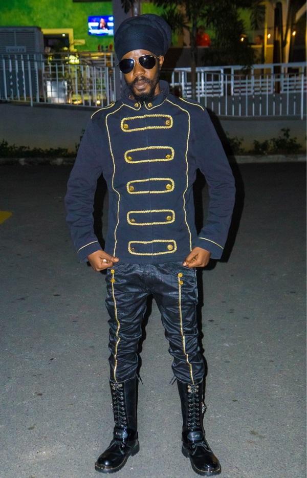 Reggae artiste Bescenta