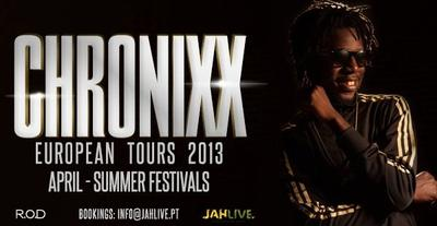 Chronixx Tour