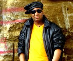 Reggae singer Robert Sutherland