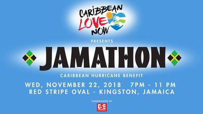 JAMATHON:Live from Jamaica! All-Star Benefit Concert